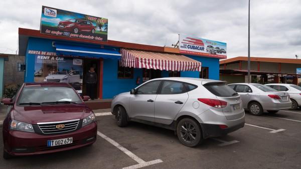 Mietwagenzentrale Flughafen Varadero