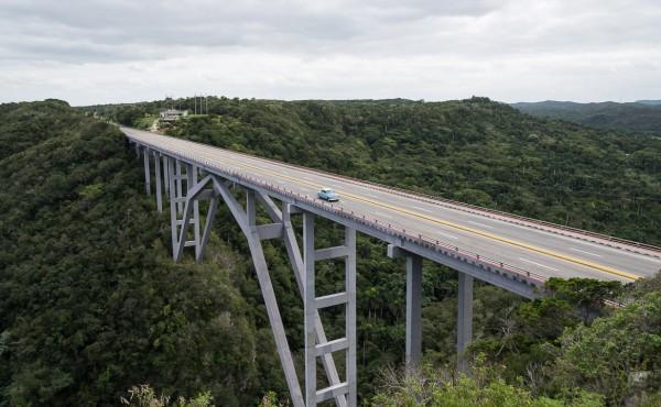 Bacunayagua-Brücke in Matanzas