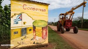 Huldigung der Kuba Konserven