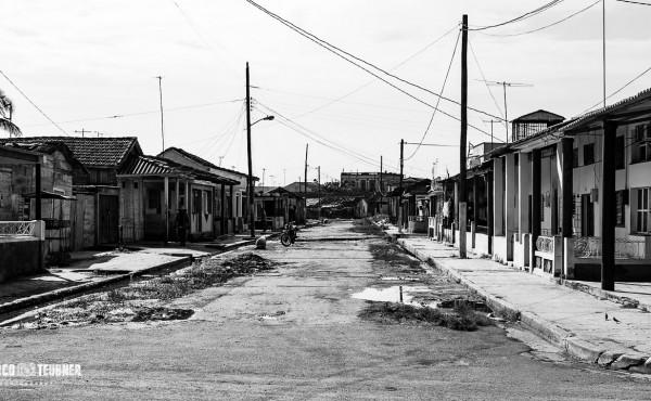 Batabano - In dieser Straße haben wir eine Unterkunft!