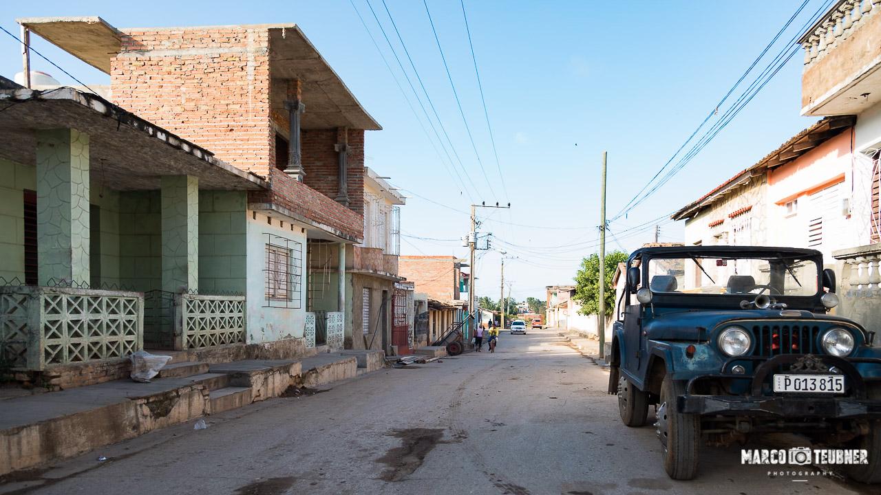 Rundreise Kuba - Trinidad - ein Hauch von Gaza