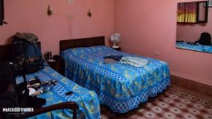 reichlich Platz für 20€ die Nacht in Cienfuegos
