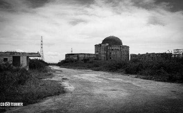 Kuba Kernkraftwerk Juraguá