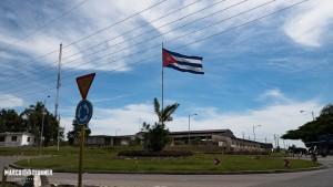 Kubas Flagge ist überall